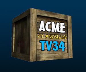 WWTW ACME Classics TV34